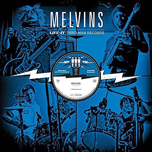 Alliance Melvins - Live at Third Man Records 05-30-2013