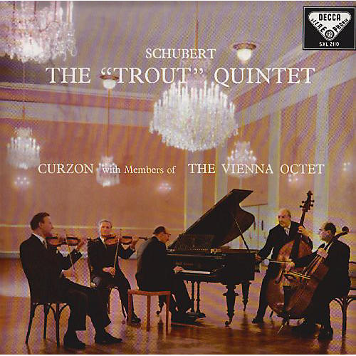 Alliance Members of the Vienna Octet - Trout Quintet