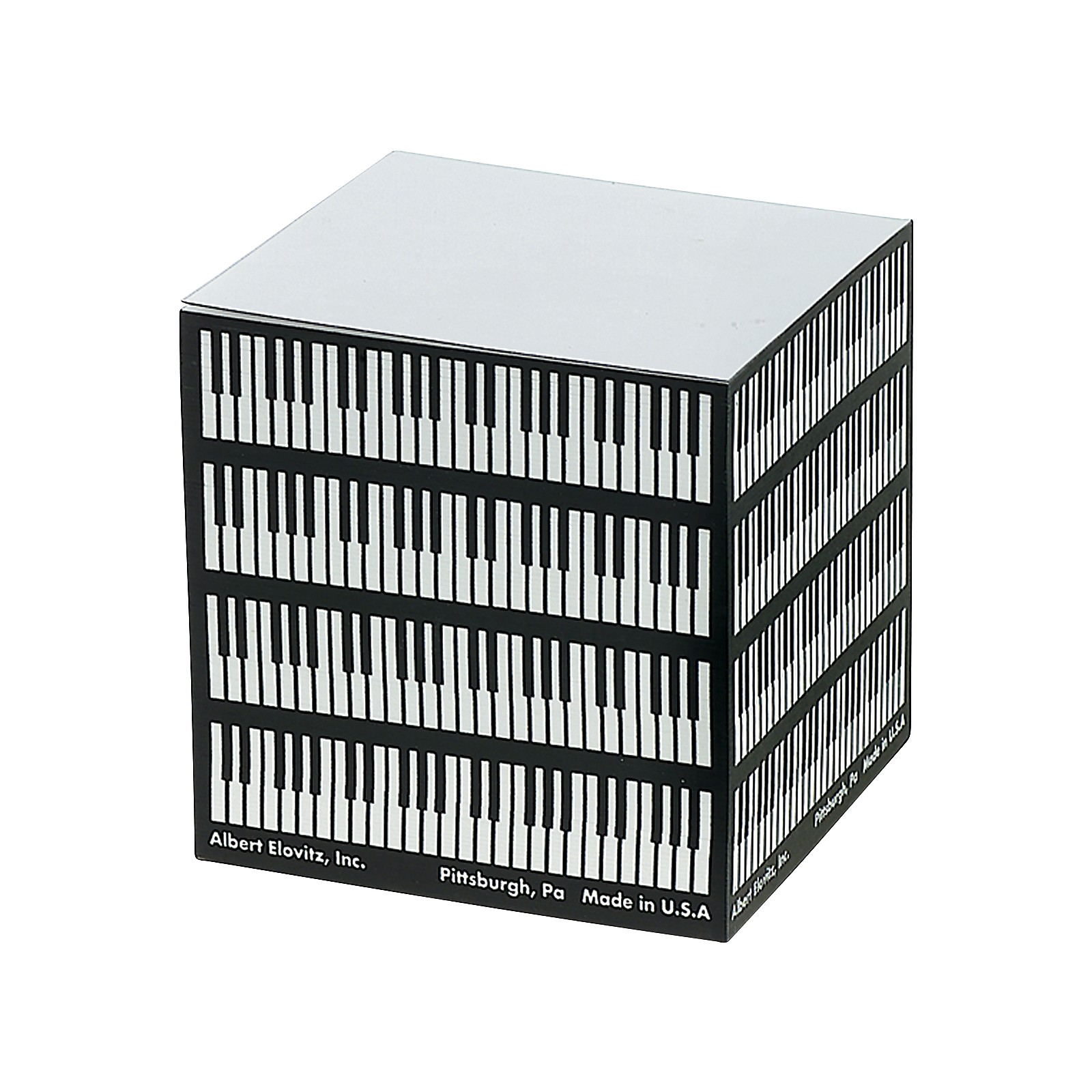 AIM Memo Cube with Keyboard Design