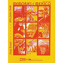 Edward B. Marks Music Company Memories of Mexico Piano/Vocal/Guitar Songbook