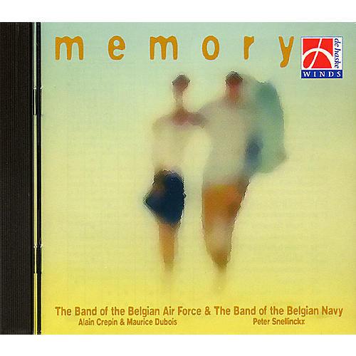 De Haske Music Memory CD (De Haske Sampler CD) Concert Band Composed by Various
