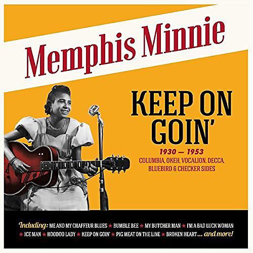 Alliance Memphis Minnie - Keep On Goin (Columbia Okeh Vocalion Decca Bluebird & Checker Sides)