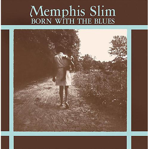 Alliance Memphis Slim - Born with the Blues