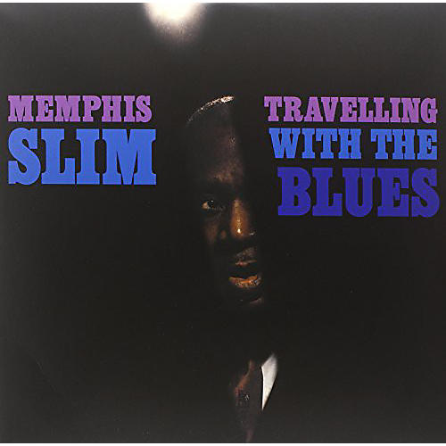 Alliance Memphis Slim - Travelling with the Blues