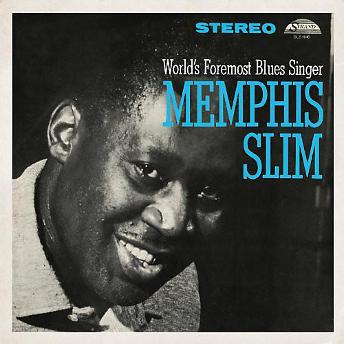 Alliance Memphis Slim - Worlds Foremost Blues Singer