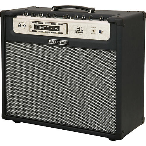 Fryette Memphis Thirty M30C 30W 1x12 Tube Guitar Combo Amp