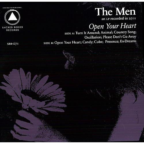 Alliance Men - Open Your Heart