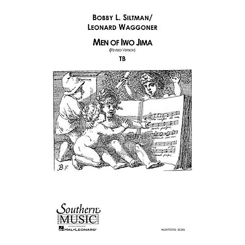 Hal Leonard Men Of Iwo Jima (Choral Music/Octavo Secular 2-par) TB Composed by Siltman, Bobby