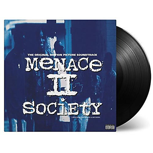 Alliance Menace Ii Society (Original Soundtrack)