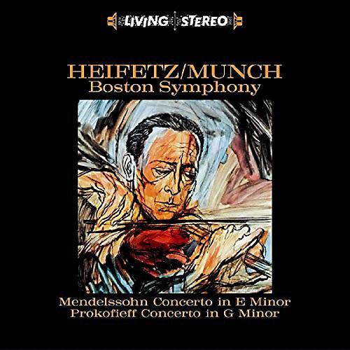 Alliance Mendelssohn: Concerto In E Minor / Prokofiev: Conerto In G Minor