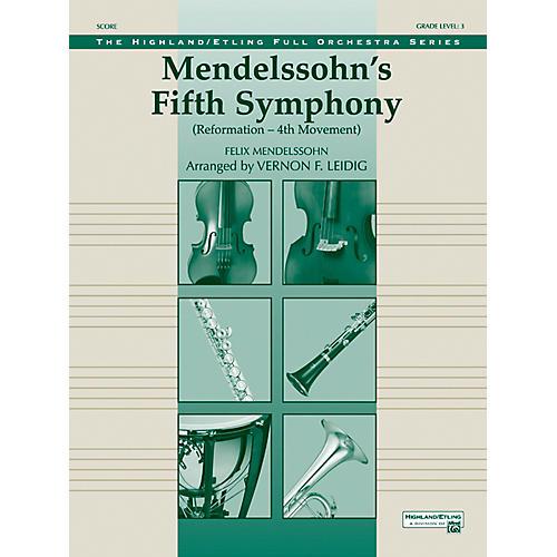 Alfred Mendelssohn's 5th Symphony