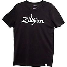 Zildjian Mens Classic Logo Tee Shirt