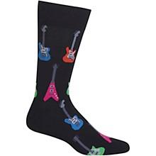 Hot Sox Men's Electric Guitar Socks