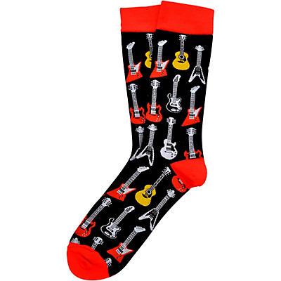 AIM Men's Guitar Socks