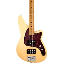 Mercalli 4 Roasted Maple Electric Bass Guitar Natural