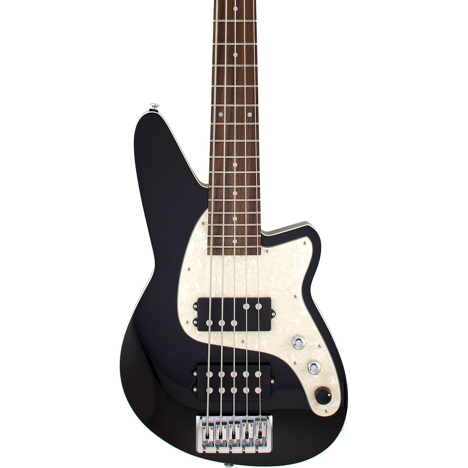 Reverend Mercalli 5 Roasted Pau Ferro Fingerboard 5-String Electric Bass