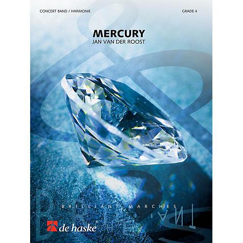 Hal Leonard Mercury Score Only Concert Band