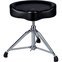ddrum Mercury Vinyl Top Saddle Throne