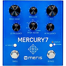 Meris Mercury7 Reverb Effects Pedal