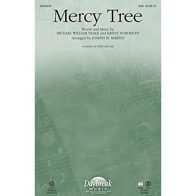 Daybreak Music Mercy Tree SAB by Lacey Sturm arranged by Joseph M. Martin