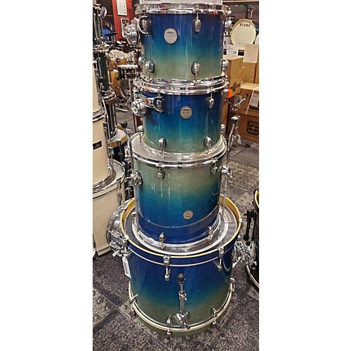 Mapex Meridian Drum Kit AQUA FADE