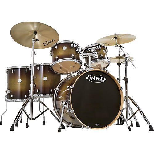 Mapex Meridian Maple 6-Piece Studioease Shell Pack