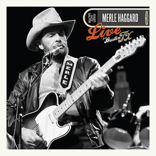 Alliance Merle Haggard - Live From Austin Tx