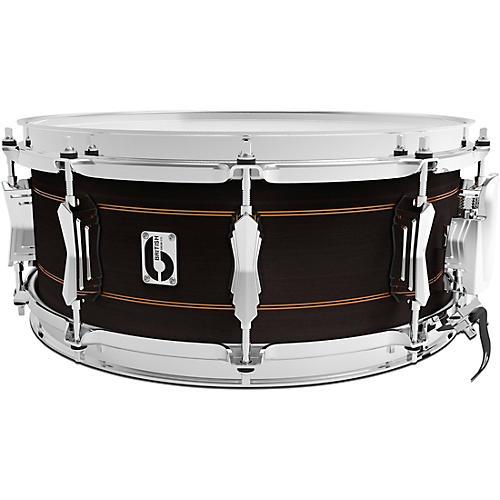 British Drum Co. Merlin Snare Drum 14 x 5.5 in.