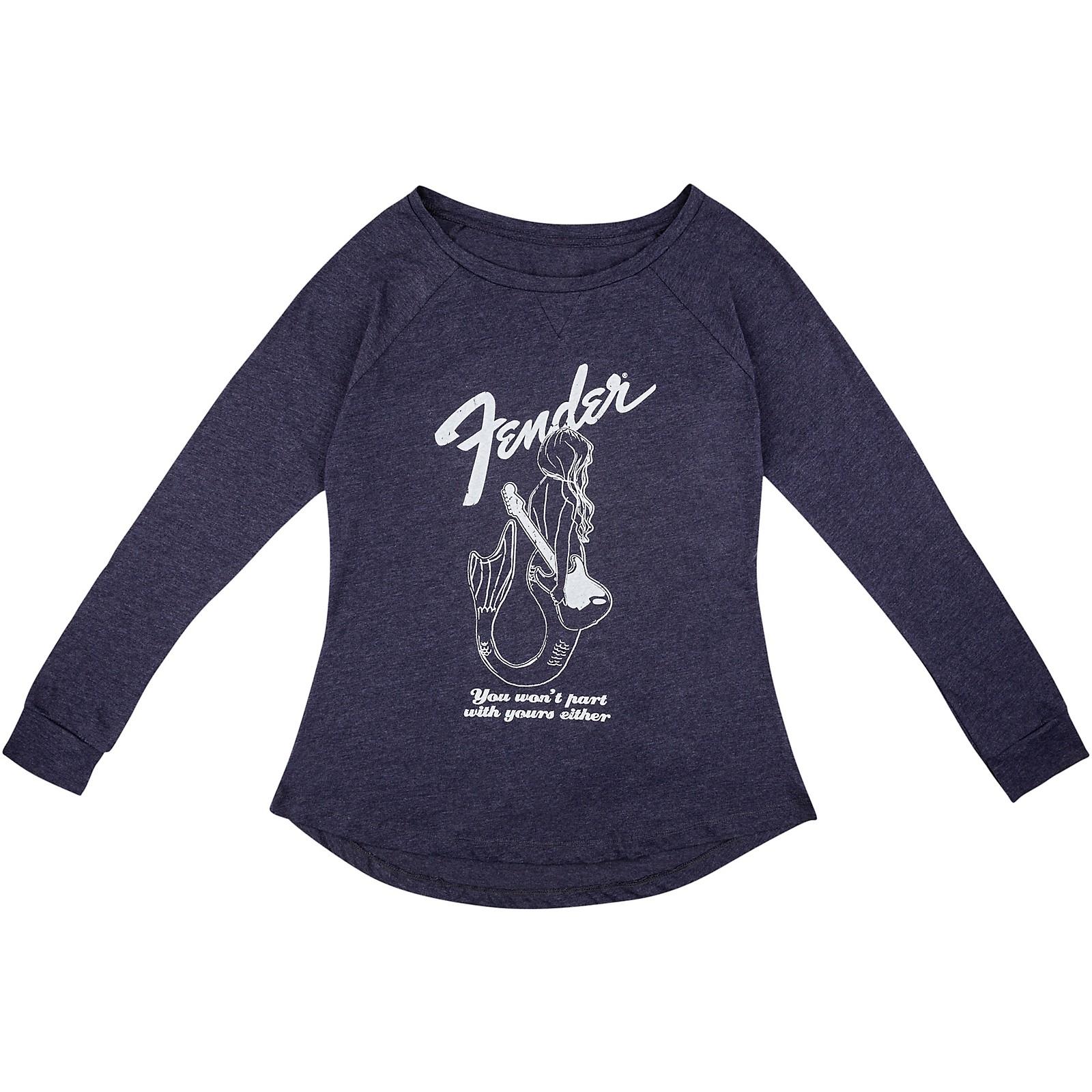 Fender Mermaid Women's Long Sleeve
