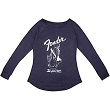 Fender Mermaid Women's Long Sleeve