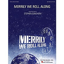 Hal Leonard Merrily We Roll Along - Vocal Selections