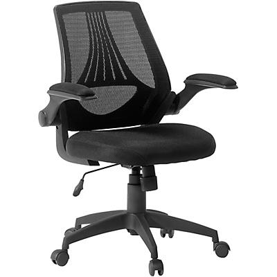 SAUDER WOODWORKING CO. Mesh Managers Office Chair Black