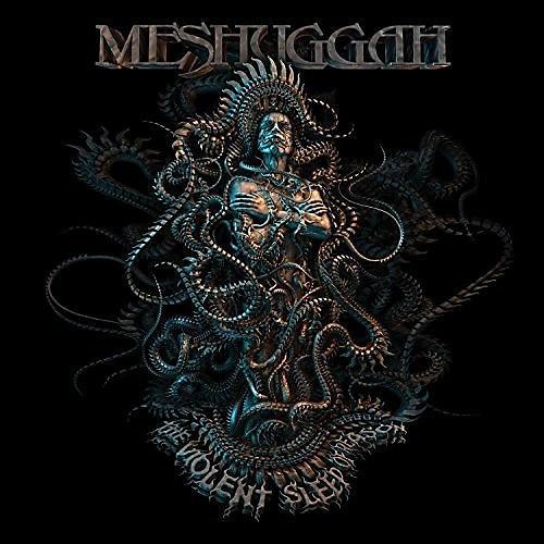 Alliance Meshuggah - The Violent Sleep Of Reason Grey/Black Splatter