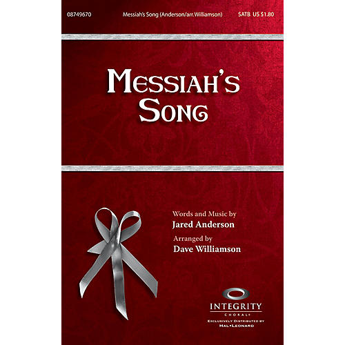 Integrity Choral Messiah's Song Orchestra Arranged by Dave Williamson