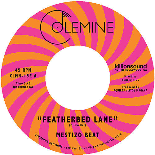 Alliance Mestizo Beat - Featherbed Lane / Handcuffed To The Shovel
