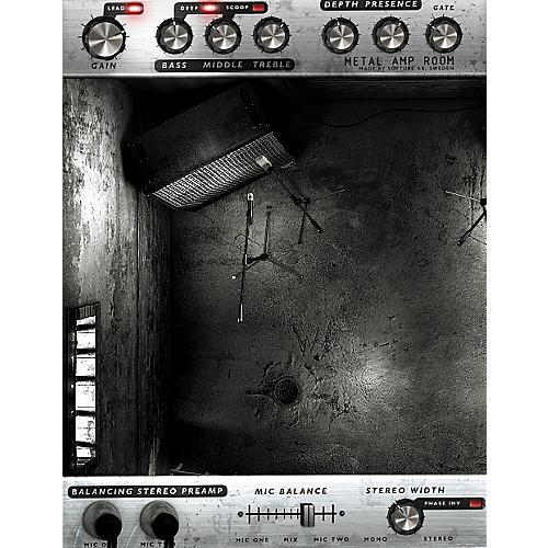 Softube Metal Amp Room Plug-in - Native