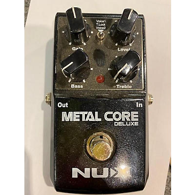 NUX Metal Core Deluxe Effect Pedal