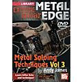 Mel Bay Metal Edge: Metal Soloing Techniques Vol. 3 DVD thumbnail