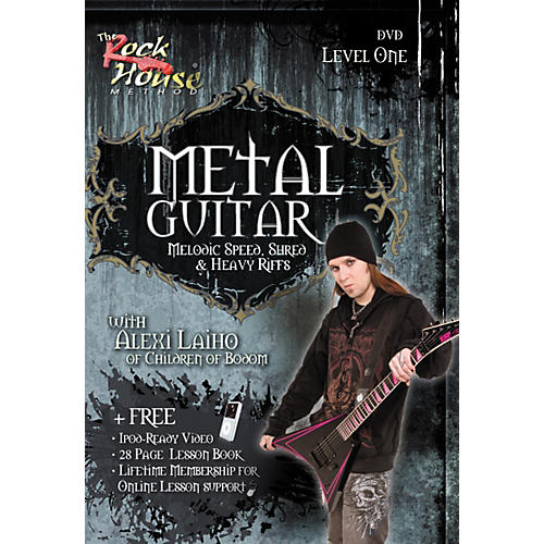 Alexi laiho rock house method learn