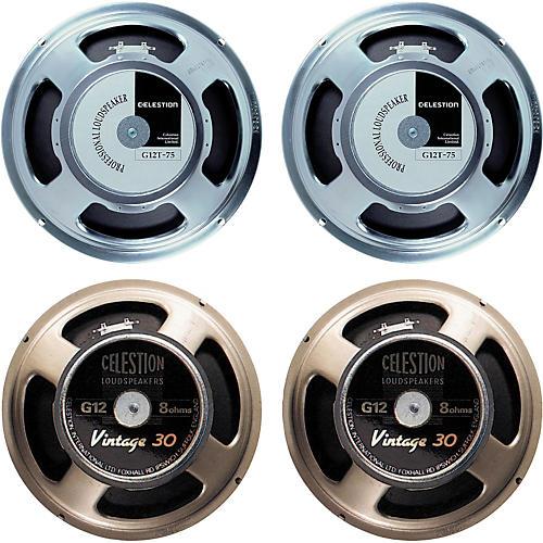 Celestion Metal/Hard Rock 4x12 Speaker Set