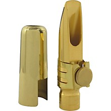 Metal Tenor Saxophone Mouthpiece 6*