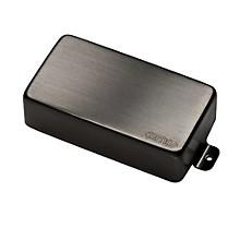 MetalWorks EMG-81 Humbucking Active Pickup Brushed Black Chrome