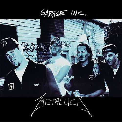 Alliance Metallica - Garage Inc