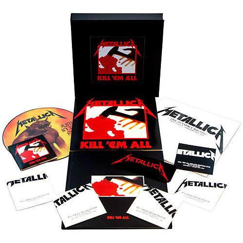 Alliance Metallica - Kill Em All (Deluxe Box Set)