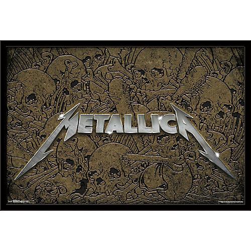 Trends International Metallica - Logo Poster