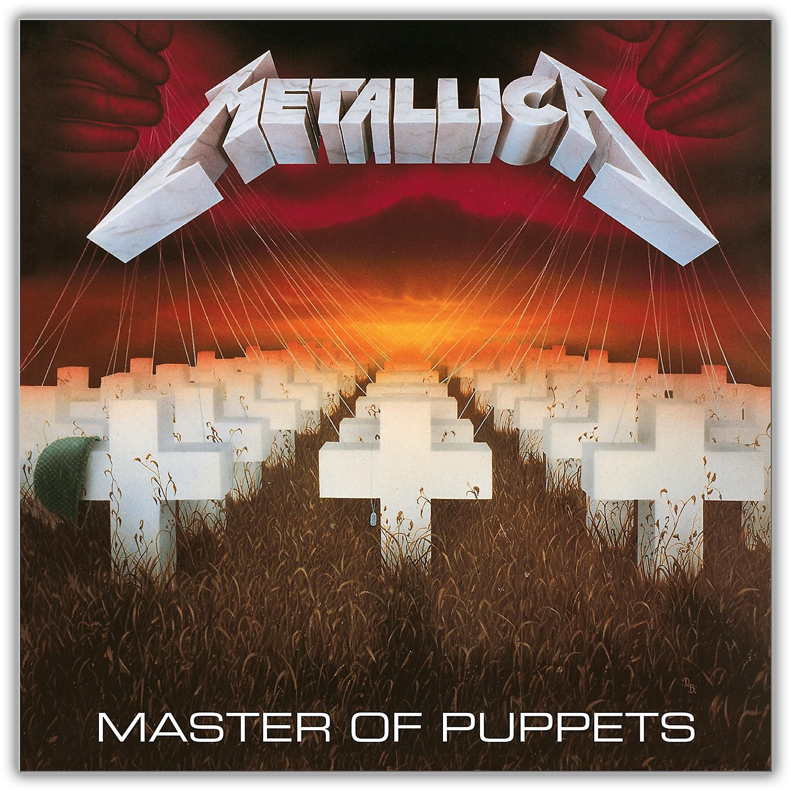 WEA Metallica - Master of Puppets (Remastered) Vinyl LP