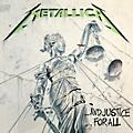 WEA Metallica-And Justice For All (Remastered Vinyl) thumbnail