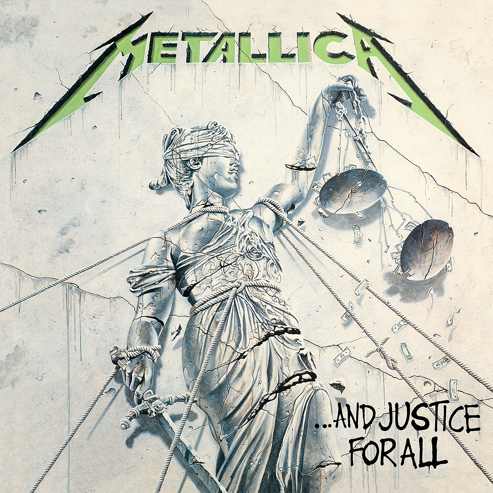 WEA Metallica-And Justice For All (Remastered Vinyl)
