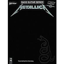 Hal Leonard Metallica Bass Guitar Tab Songbook