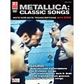 Cherry Lane Metallica Classic Songs For Drum - Note For Note Transcriptions with DVD thumbnail
